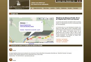 Intégrer google map sur son site