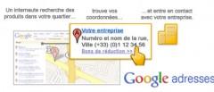 google-adresse
