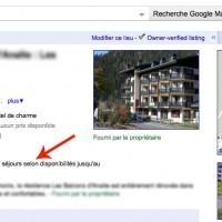 Optimiser votre fiche Google Adresses pour le référencement
