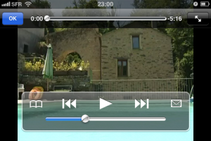 Youtube sur son iphone