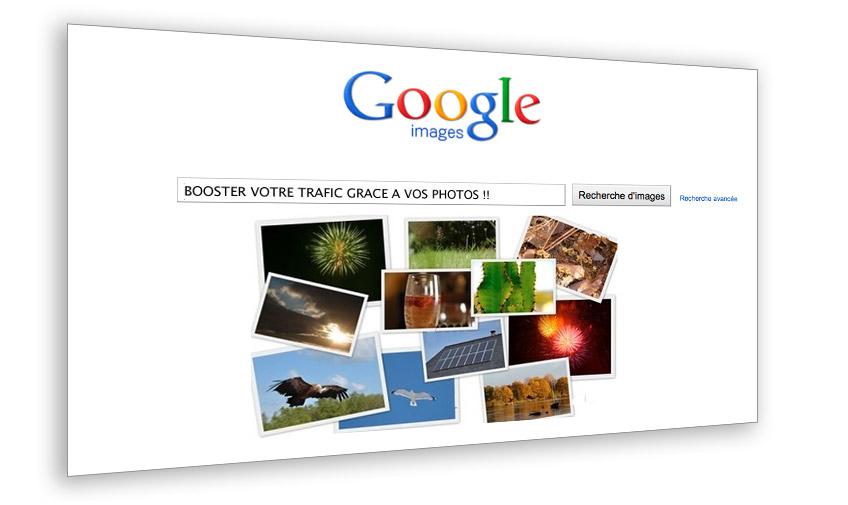 Optimiser sont référencement avec les photos et visuels de sont site internet