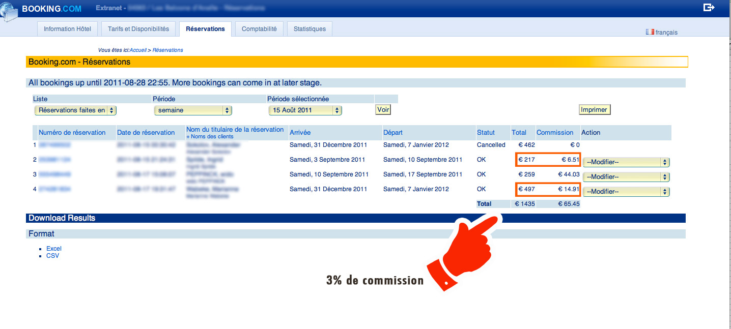 Booking button une alternative aux booking engines classiques for Reserver sur booking