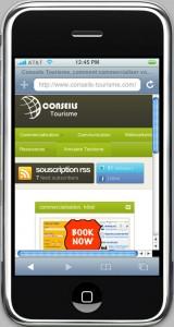 design responsive conseils tourisme