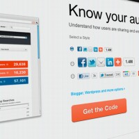 Intégrer des boutons de partage réseaux sociaux sur son site avec Addthis