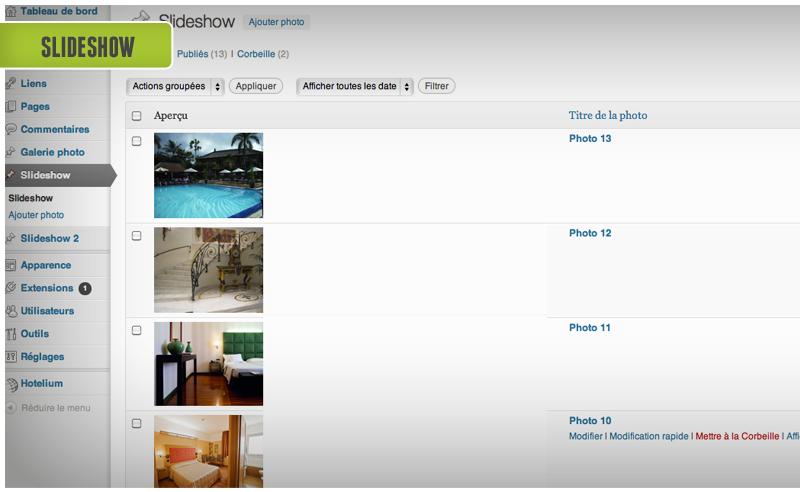 Slider Home Page