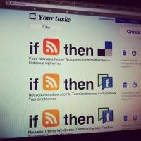 Automatiser votre présence sur les réseaux sociaux avec ifttt.com